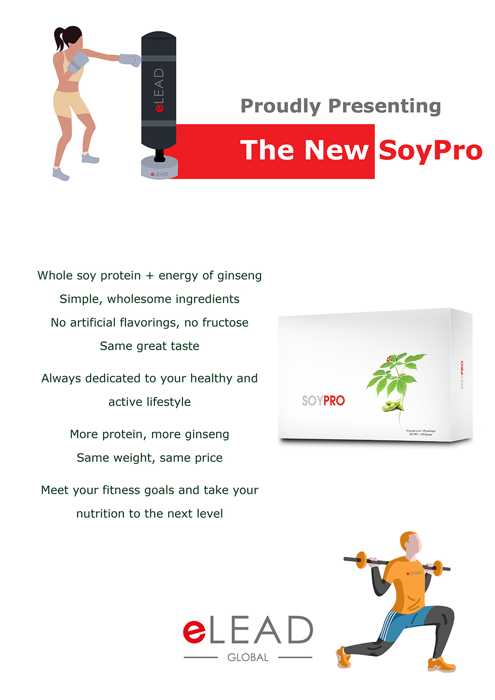 The New SoyPro