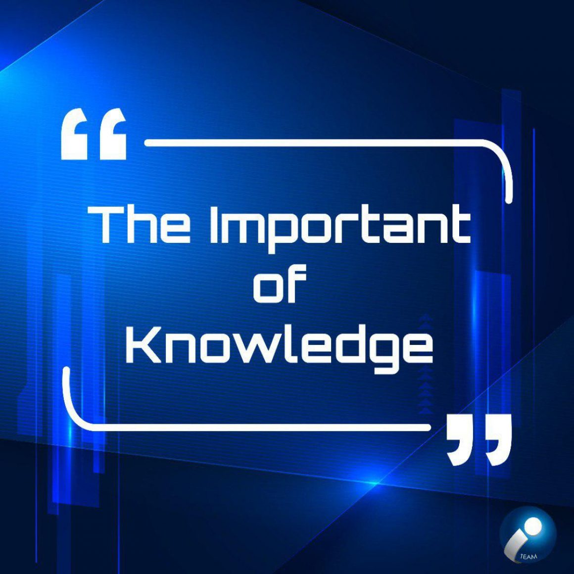 importance-of-knowledge-english